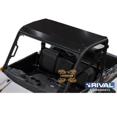 Крыша алюминиевая Rival для багги Polaris Ranger XP 900 (17+), 1000 (18+)  444.7456.1