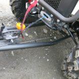 Снегоотвал Rival Quick для квадроциклов и багги 151х41см с быстрым креплением  444.0020.1.K