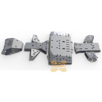 Защита днища Rival для квадроцикла CFMoto X8 (2012+)  444.6816.2