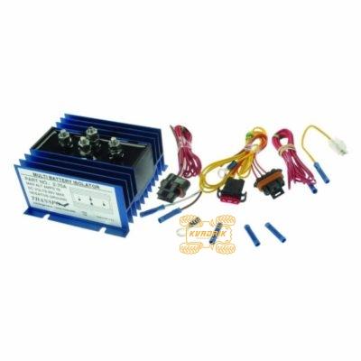 Изолятор аккумуляторов 75А   ISO-2-75A