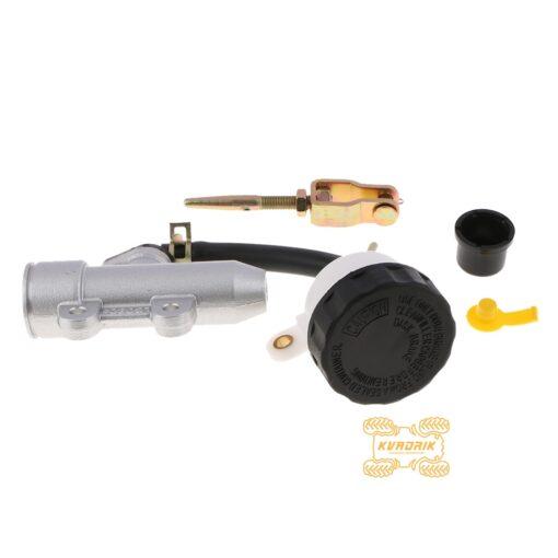 Оригинальный главный задний тормозной цилиндр (ножной) для квадроцикла CFMoto X5 9010-080400