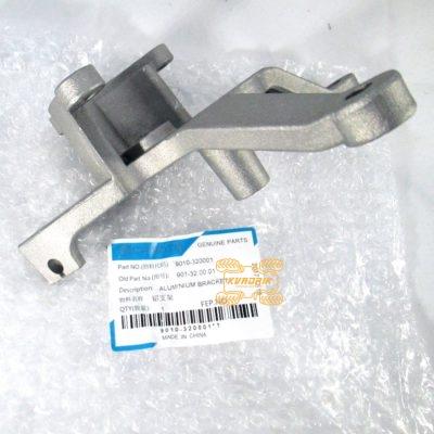 Оригинальный алюминиевый кронштейн селектора выбора передач для квадроцикла CFMoto X5 9010-320001