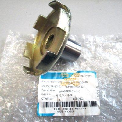 Оригинальный маховик ручного стартера для квадроцикла CFMoto X5 500 0180-092100-0010, CF188-092100-0010