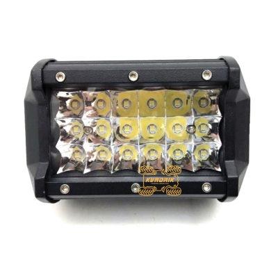Прожектор, фара для квадроциклов, багги, джипов, внедорожников — LED-WM-39027  27W 12см дальний свет