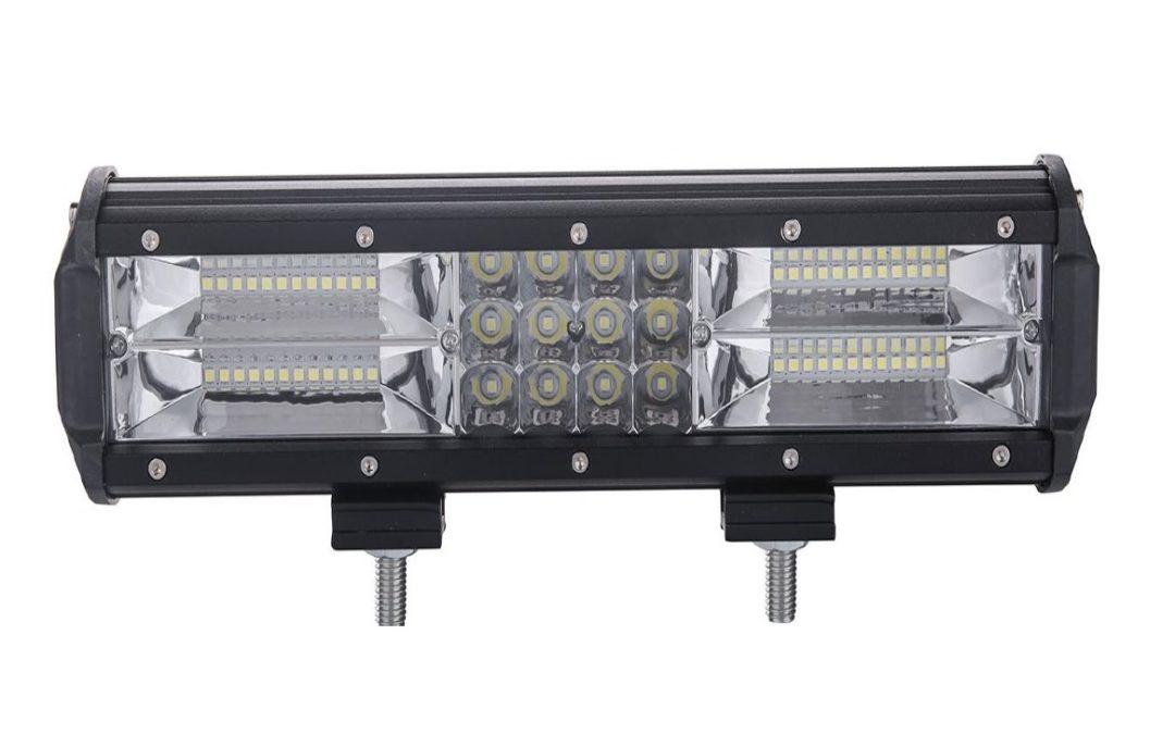Прожектор, фара для квадроциклов, багги, джипов, внедорожников — LED-C4-180  180W 30см дальний широкий свет