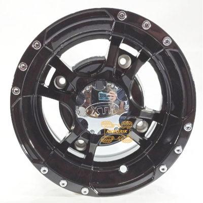 Колесный диск на квадроцикл  - XTP AR112 10x5 4/144 Black