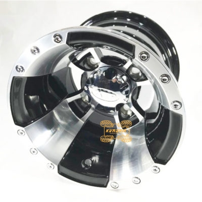 Колесный диск на квадроцикл  - XTP AR112 9x8 3+5 4/110 Silver