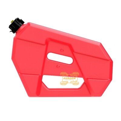 Канистра Tesseract экспедиционная красная для квадроцикла CFMOTO X5,X8 и X10