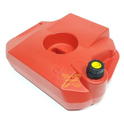 Канистра Tesseract экспедиционная 15л, цвет красный для UTV Can Am Maverick X3