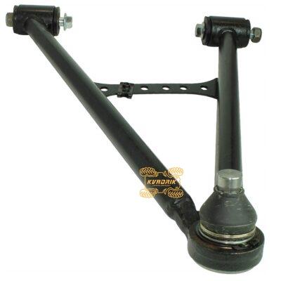 Рычаг передний нижний правый в сборе X-ATV для квадроцикла Yamaha Grizzly 660 (03-08) CAL-AA110, 5KM-23580-10-00