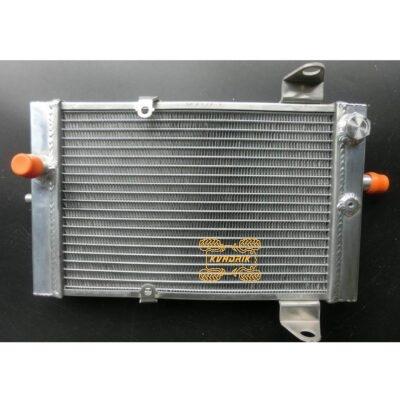Радиатор на квадроцикл Kawasaki KFX 700 (04-09)  CAL-RA107, 39060-0006