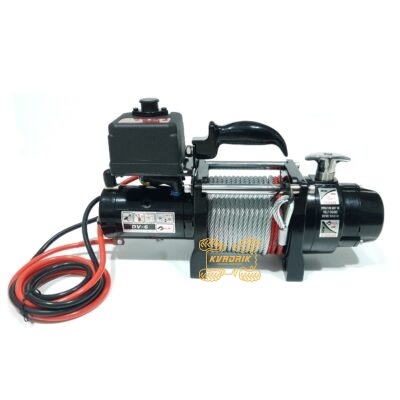 Лебедка для UTV COMEUP DV-6 COM-854750