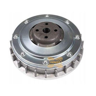 Оригинальный диск, тарелка ведущего вариатора наружная X-ATV для квадроцикла Yamaha Grizzly 660 (02-08) CAL-PS104, 5KM-17620-00-00