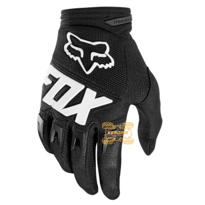 Перчатки FOX DIRTPAW GLOVE черные размер M   22751-001-M