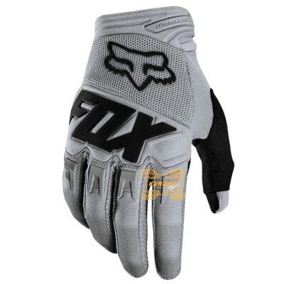 Перчатки FOX DIRTPAW GLOVE - RACE серые