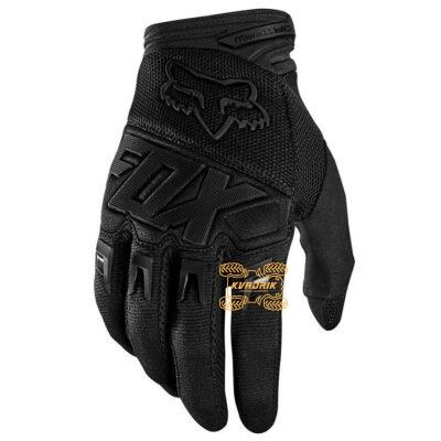 Перчатки FOX DIRTPAW GLOVE RACE черные