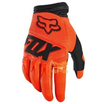 Перчатки FOX DIRTPAW GLOVE - RACE оранжевые