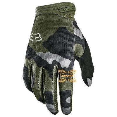 Перчатки FOX DIRTPAW PRZM камуфляжные размер