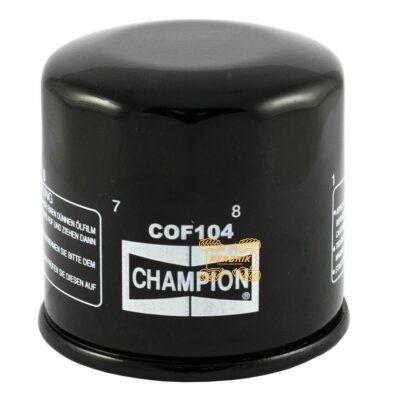 Масляный фильтр CHAMPION COF104 (HF204) для квадроциклов Arctic Cat, Kawasaki, Suzuki, Yamaha