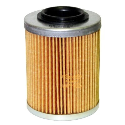 Масляный фильтр Mann Filter MH 63/1 (HF152) для квадроциклов Bombardier, Can-Am, CF Moto 450/550/X8