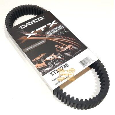 Усиленный ремень вариатора DAYCO XTX2236 для квадроциклов Can Am Outlander/Renegade 500 / 650 / 800 / 1000, Commander 800 / 1000, Maverick 1000