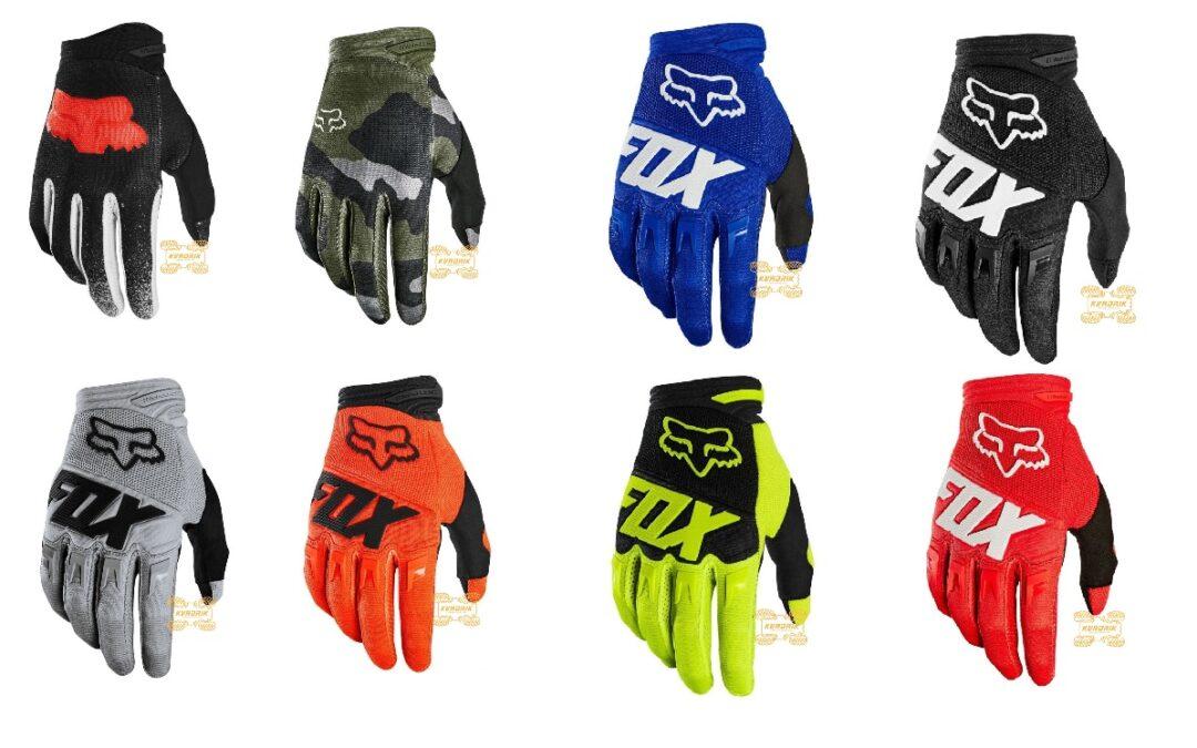 Новые  перчатки  FOX на складе!