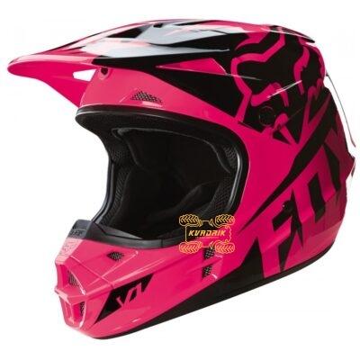 Шлем FOX V1 RACE HELMET [PINK]