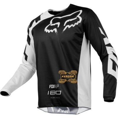 Джерси FOX 180 RACE JERSEY [BLK]