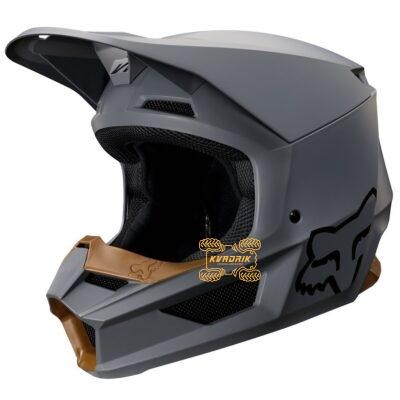 Шлем FOX V1 MATTE HELMET [STN]