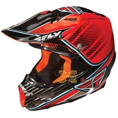 Шлем FLY F2 Trey Canard Replica [ORANGE] размер L 73-4039L