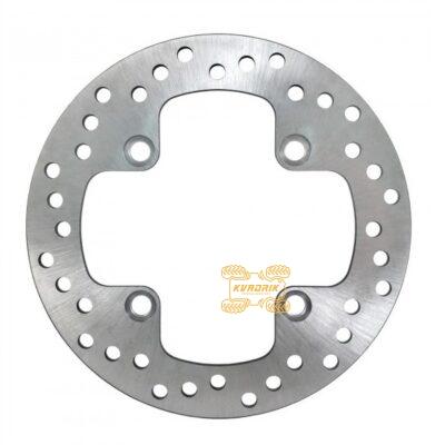 Оригинальный тормозной диск задний YAMAHA GRIZZLY 700 07+ 550 09+ 1HP-F582V-00-00, 3B4-2582V-01-00