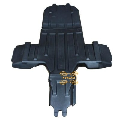 Пластиковая защита днища Panzerbox для UTV Polaris RZR 1000