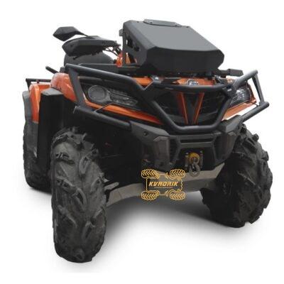 Кенгурятник передний Rival для квадроциклов CFMoto 850 1000 (2018+) 2444.8102.1
