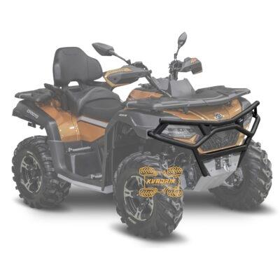 Кенгурятник передний Rival для квадроциклов CFMoto 625 (2020+) 2444.8104.1