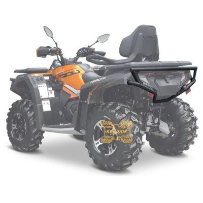 Кенгурятник задний Rival для квадроциклов CFMoto 625 (2020+) 2444.8105.1