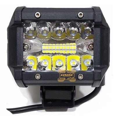 Фара, прожектор для квадроцикла ExtremeLED G-40  40W  97х110х65мм дальний свет