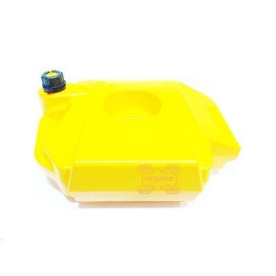 Канистра Tesseract экспедиционная 15л, цвет желтый для UTV Can Am Maverick X3 GKA-CAN-MAV-YLW