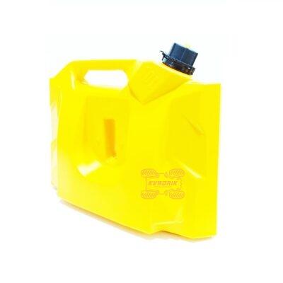Канистра Tesseract экспедиционная 10л, цвет желтый для квадроцикла Can Am Outlander G2 GKA-CAN-OUT-YLW