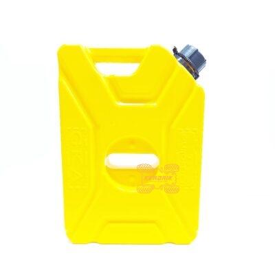 Канистра GKA экспедиционная 5л, цвет желтый для квадроцикла или внедорожника GKA-CAN-5L-YLW