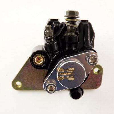 Тормозной супорт задний X-ATV для квадроцикла Suzuki LT-Z 400 (03-08), Kawasaki KFX 400 (04-06) BC016, 69100-07G10-999, 43080-S005