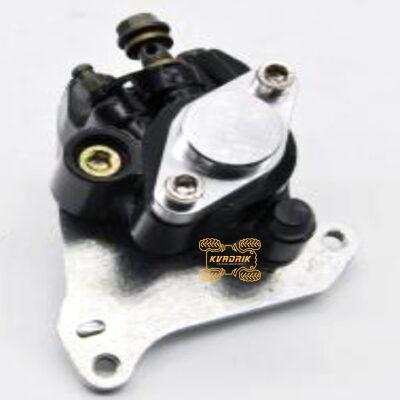 Тормозной супорт задний X-ATV для квадроцикла Yamaha Raptor 660 (01-05), Blaster 200 (03-06) BC017, 5LP-2580W-00-00, 5LP-2580W-10-00