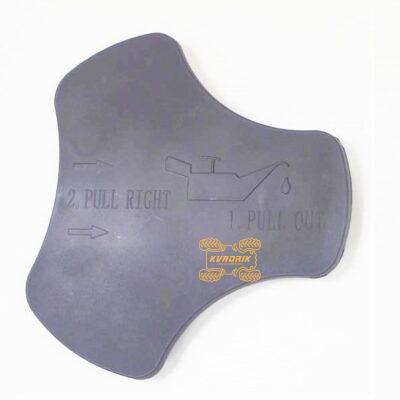 Оригинальная пластина кожуха для квадроцикла CF MOTO 500 X5 GOES   0180-015002-0001 CF188-015002-0001