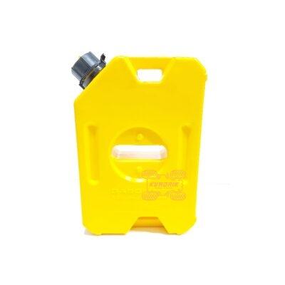 Канистра GKA экспедиционная 4л, цвет желтый для квадроцикла или внедорожника GKA-CAN-4L-YLW