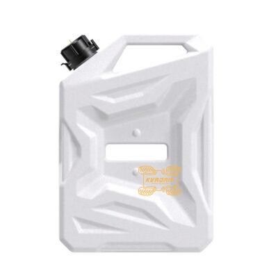 Канистра Tesseract экспедиционная 5л, цвет белый для квадроцикла или внедорожника GKA-CAN-TES-WHT