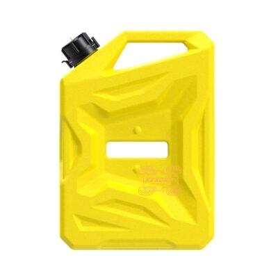 Канистра Tesseract экспедиционная 5л, цвет желтый для квадроцикла или внедорожника GKA-CAN-TES-YLW