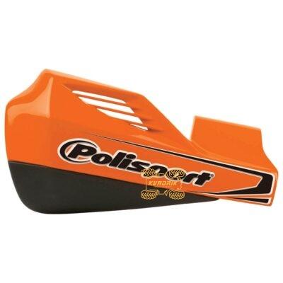 Защита рук для квадроциклов Polisport с креплениям. Цвет оранжевый 8306400038, 0635-1360