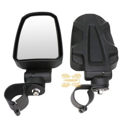 Алюминиевые боковые зеркала X-ATV