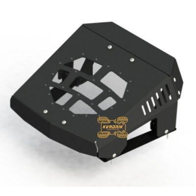 Вынос радиатора Storm для квадроцикла Can Am Outlander G2 500-1000 (2012+) STM-MP0234V2