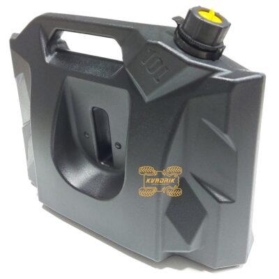 Канистра Tesseract экспедиционная 10л, цвет черный для квадроцикла Can Am Outlander G2 GKA-CAN-OUT-BLK