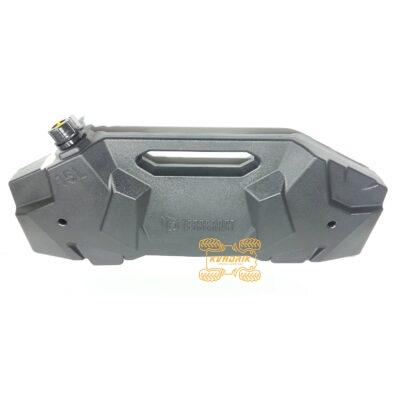 Канистра Tesseract экспедиционная 15л, цвет черный для квадроцикла Polaris Sportsman 1000 XP